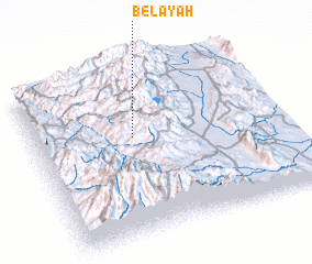 3d view of Belayah