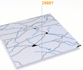 3d view of Zhary
