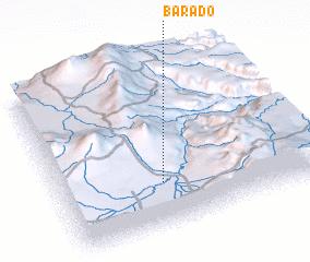 3d view of Barado