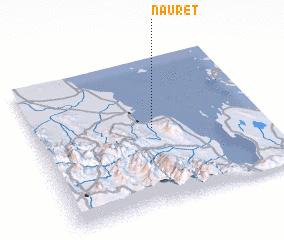 3d view of Nauret