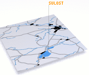3d view of Sulost\