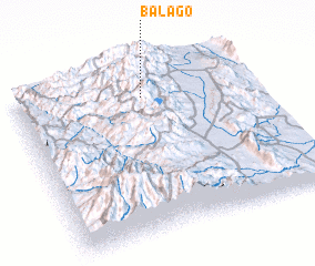 3d view of Balago