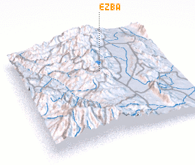 3d view of Ezba