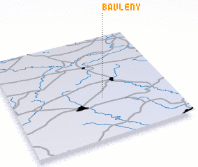 3d view of Bavleny