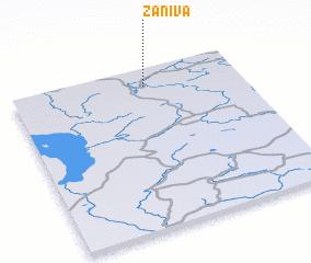 3d view of Zaniva