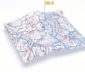 3d view of Salē