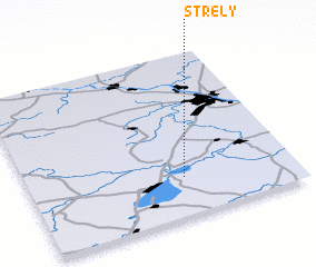 3d view of Strely