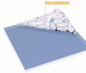 3d view of Kuchukdere