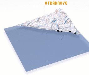 3d view of Otradnoye