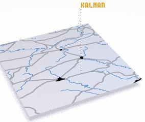 3d view of Kalman\