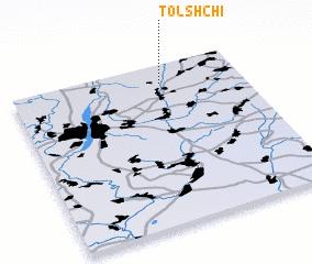 3d view of Tolshchi