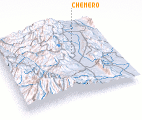3d view of Ch'emero