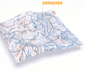 3d view of Ghiragoba