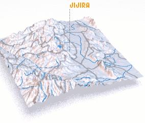 3d view of Jījīra