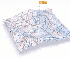 3d view of Kera