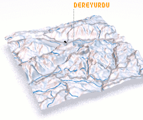 3d view of Dereyurdu