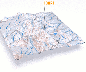 3d view of Idarī