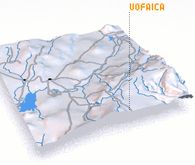 3d view of Uofaica
