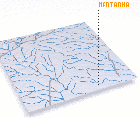 3d view of Mantanha