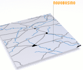 3d view of Novobusino