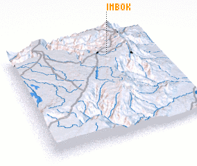 3d view of Imbok