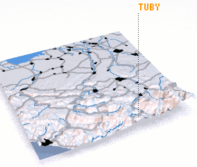 3d view of Tuby