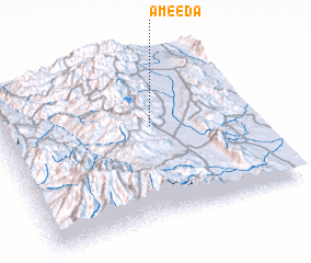 3d view of Ameeda