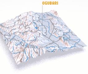 3d view of Ogubari