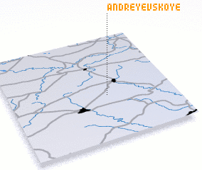 3d view of Andreyevskoye