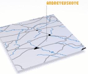 3d view of Andreyevskoye