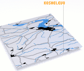 3d view of Koshelevo