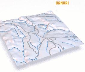 3d view of Uamuri