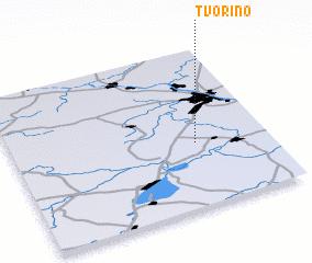 3d view of Tvorino