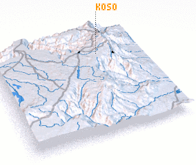 3d view of Koso