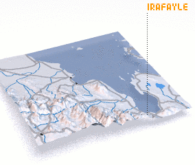 3d view of Irafayle