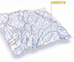 3d view of Kurkuta