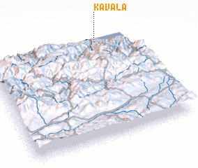 Kavala Turkey map nonanet