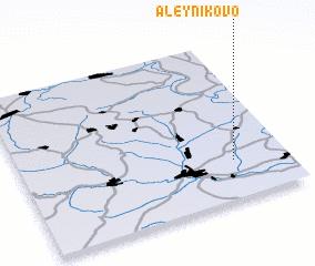 3d view of Aleynikovo
