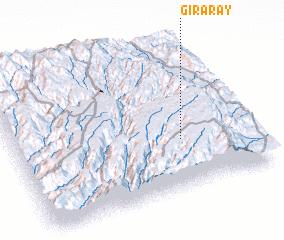 3d view of Giraray