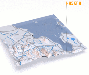 3d view of Wasena