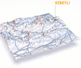 3d view of Özbeyli