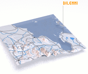 3d view of Dilemmi