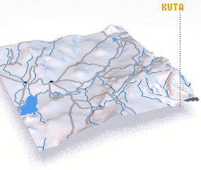 3d view of K'ut'a