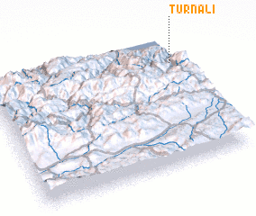3d view of Turnalı