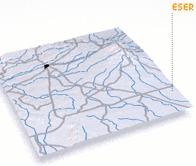 3d view of Eser