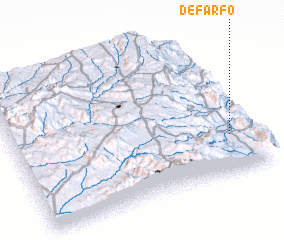 3d view of Defarfo