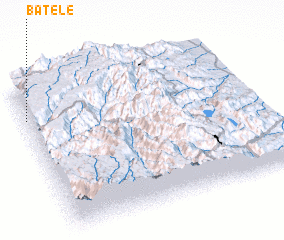3d view of Batelē