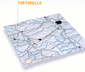 3d view of Tortorelle