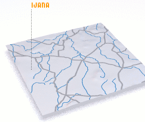 3d view of Ijana