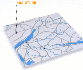 3d view of Majiatudu